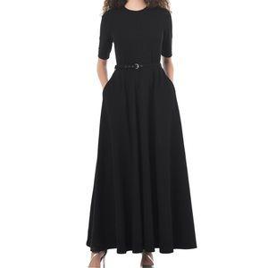 Eshakti Maxi dress